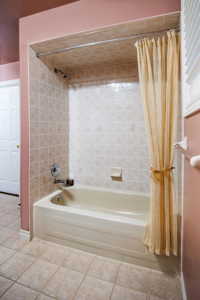 Before Amp After Elegant Bathrooms